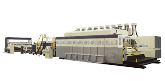 INOVA-BP-SCS Vacuum transfer bottom transfer printer RDC stripping counting stacking