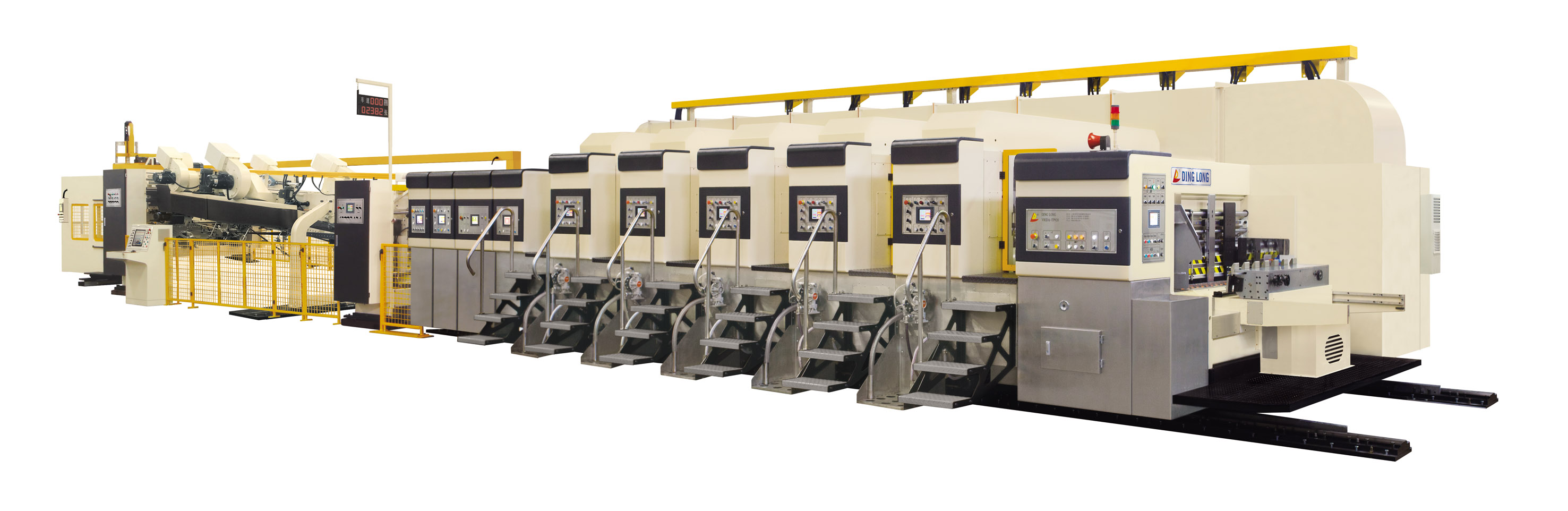 FFG-VRIDA-TP AUTO HIGH SPEED PRINTER FOLDER GLUER INLINE